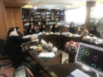 برگزاری جلسات بانوان خیر مدرسه ساز فارس