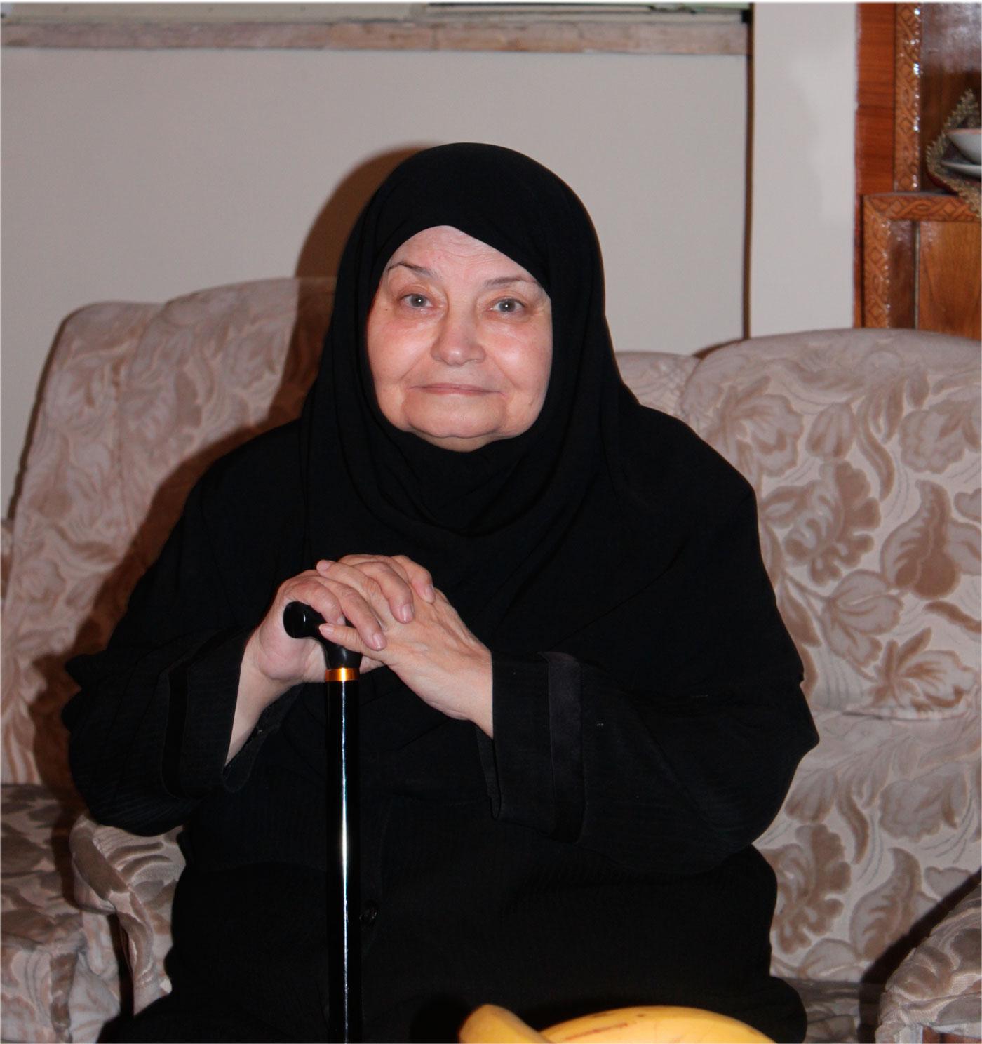 خير فرهنگ دوست سركار خانم فخر السادات توسل