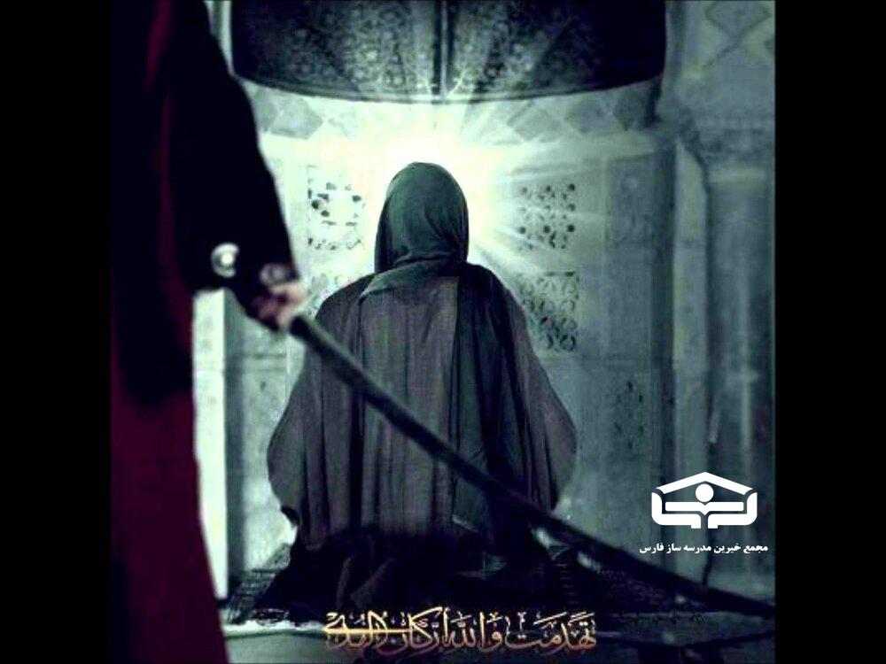 شهادت غریبانه امیرالمومنین، علی (ع) تسلیت و تعزیت باد