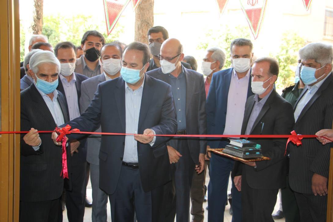 افتتاح هنرستان خواجه نصیرالدین طوسی ناحیه ۴ شیراز