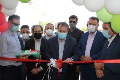 سالن ورزشی آموزش و پرورش ناحیه سه شیراز در روستای ظفر آباد افتتاح شد