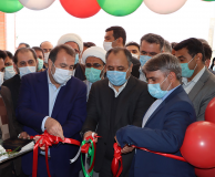 باحضور معاون وزیر آموزش وپرورش و استاندار فارس آموزشگاه ۹ کلاسه شهدای خیبر شهرستان کوار افتتاح شد