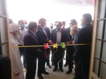 سالن ورزشی حاج عسکر هَرمی در شهرستان لارستان افتتاح شد