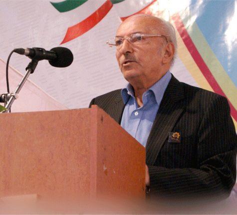 سید ابوالحسن فال اسیری بنیانگذار و رییس سابق مجمع خیرین مدرسه ساز فارس